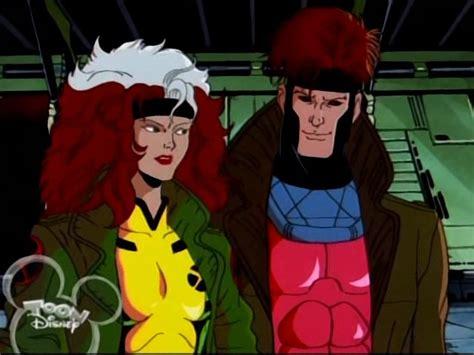 rogue gambit 90s tas cartoon animated series cartoons adult xmen marvel most phoenix rouge wonder comics tv saga disturbingly scenarios