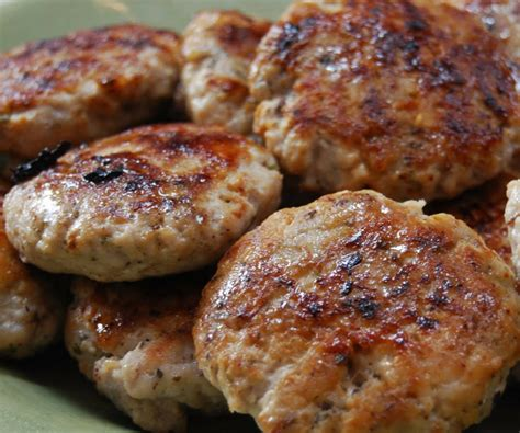 breakfast sausage recipe turkey sausage patties recipe