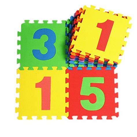 tapis de puzzle pas cher la vogue tapis de puzzle chiffre en mousse anti d 233 rapant antichoc jeu