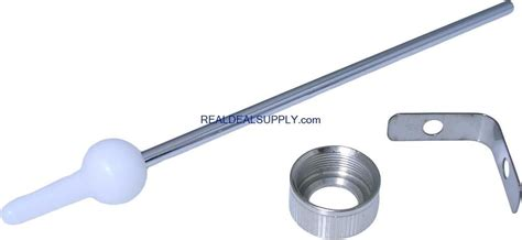 real deal supply pop  rods  linkage