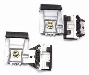 New Rh Passenger Window Regulator Clips Mounts 98
