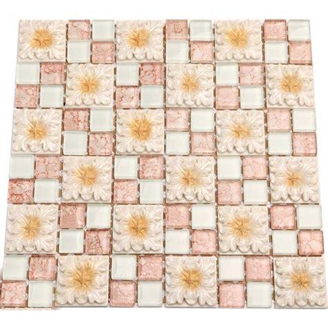 wholesale mosaic tile glass backsplash bedroom