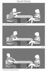 nerd speed dating meme