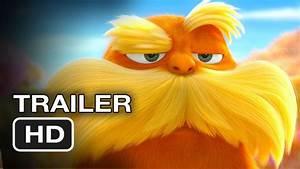 Dr Seussu002639 The Lorax 2019 Exclusive Trailer Hd Movie