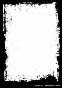 Download Free Worn Grunge Frame Vector Illustration