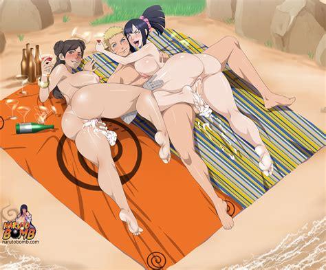 Tenten Naruto And Hinata Cyberunique Naruto