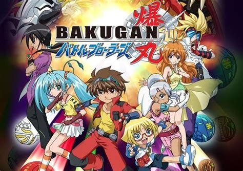 Su Cartoon Network La Seconda Stagione Di Bakugan