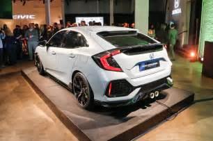 2017 Honda Civic Hatchback New