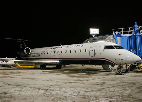 File:Canadair CL-600-2B19 Regional Jet CRJ-200LR, US ...
