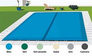Bâche opaque pour hivernage de piscine