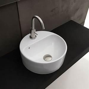 Waschbecken 30 Cm Durchmesser : whitestone waschbecken normal 03c 35cm durchmesser ~ Sanjose-hotels-ca.com Haus und Dekorationen