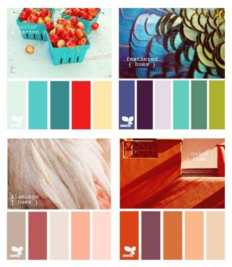 wedding color inspiration design seeds