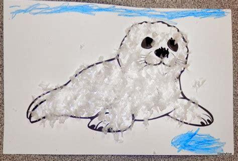 tippytoe crafts fluffy seal pups 848 | sealpup %25289%2529