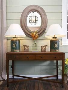Rustic, Entryway, Table, Ideas