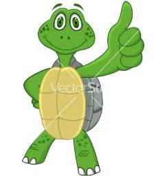 Funny Cute Cartoon Turtles