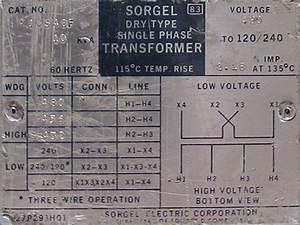 10s40f 10kva Step Down Transformer 430v  480v