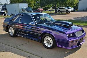 1981 Ford Mustang Ghia Hatchback Pro Street