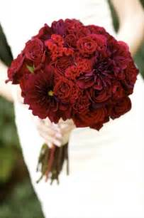 coxcomb flower dahlias bouquet wedding flower
