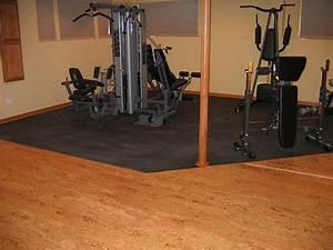 Cork flooring pictures examples of cork flooring for Cork flooring in basement
