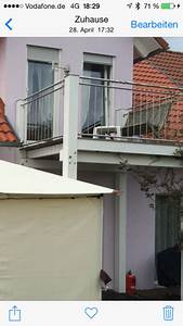 Bodenbelag Balkon Platten : holzbalken balkon neuer bodenbelag ~ Lizthompson.info Haus und Dekorationen