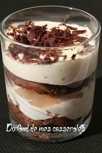 Tiramisu Nutella Sans Café : recette de tiramisu poire nutella recettes de tiramisu ~ Dallasstarsshop.com Idées de Décoration