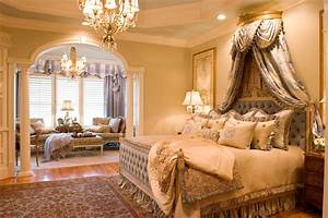 Luxurious Bedroom Spaces - Traditional - Bedroom - other ...