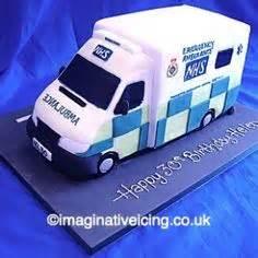 emt cakes ambulance cake cakes   ambulance
