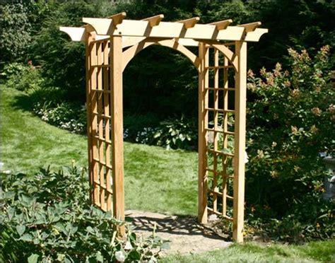Garden Arch Blueprints by Japanese Garden Design Garden Arbor Plangarden Trellis