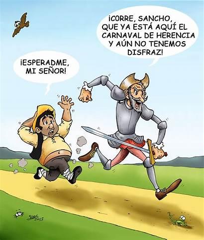 Sancho Carnaval Herencia Corre Quijote Copia