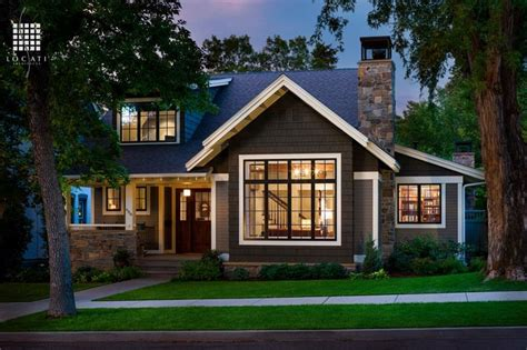 20 stunning exteriors with accents