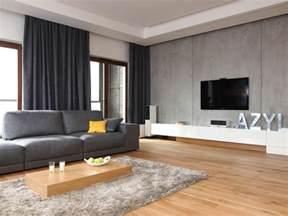 junggesellenwohnung einrichten wohnzimmer einrichten ideen in weiß schwarz und grau