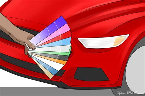 paint colors for your car how to decide on a car paint color yourmechanic advice