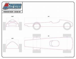 free pinewood derby template by sin customs 001806 With cub scouts pinewood derby templates