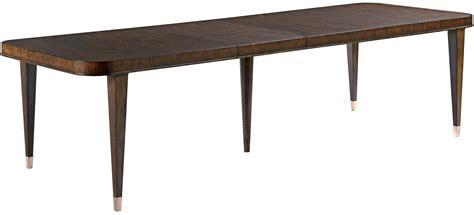 extendable rectangular dining table grantham hall deep coffee extendable rectangular dining