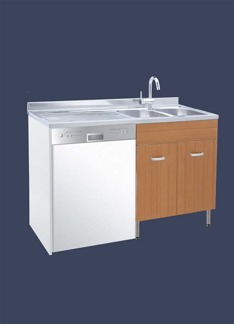 lavastoviglie sotto lavello mobile sottolavello per lavastoviglie top cucina leroy
