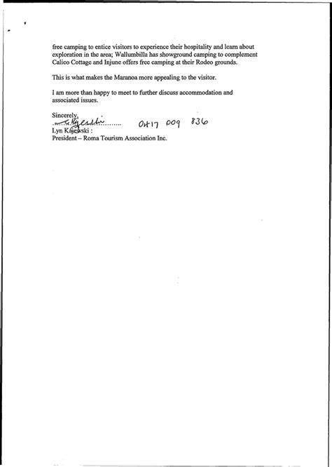 how to write a letter to the president late items agenda of general 9 july 2014 20821