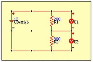 Spannungsteiler Berechnen : lernpfad einfache gleichstromnetzwerke berechnen k nnen ~ Themetempest.com Abrechnung