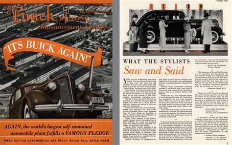 Automobile Catalogs Featuring Us And