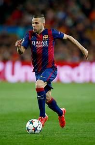 Jordi Alba Photos Photos - FC Barcelona v Paris Saint ...