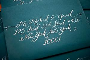 Calligraphy wedding invitations designs by robyn love for Calligraphy boston wedding invitations