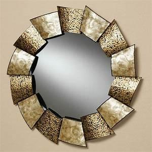 Miroir Mural Design Grande Taille : 40 exemples de d coration avec un miroir original ~ Teatrodelosmanantiales.com Idées de Décoration
