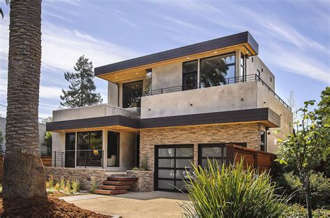 Contemporary Style Home Burlingame California