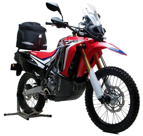 Honda Crf 250l Rally Gets The Ventura Bikepack Luggage