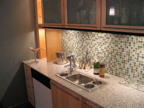 Home Bar With Sink by A Modern Basement Finish For A New Geist Home