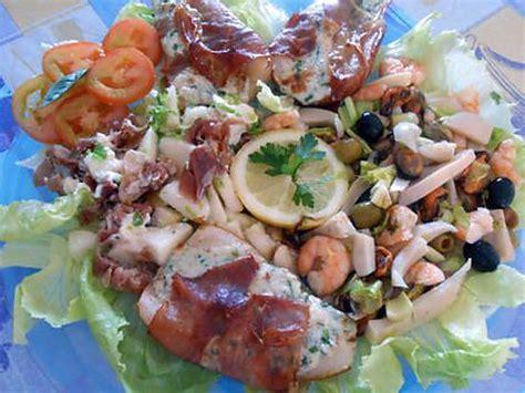 recettes d été cuisine recette de salade d 39 un soir d 39 ete