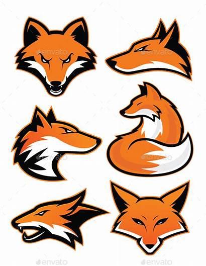Mascot Fox College Emogi Graphicriver Piktogram Tasarımı