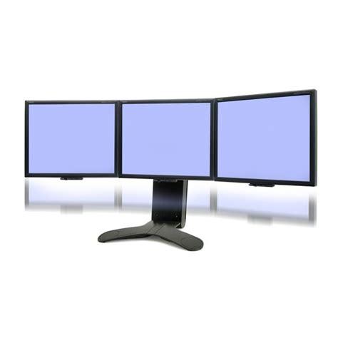 souris pour ordinateur de bureau ergotron lx support de bureau pour 3 moniteurs lcd bras pied ergotron sur ldlc