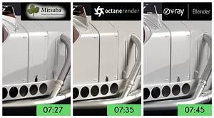 Render Engine Comparison: Cycles vs The Rest — Blender Guru