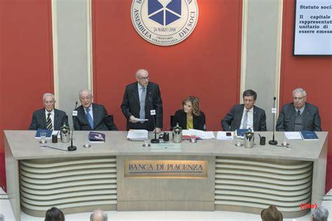 Www Banca Di Piacenza by La Banca Di Piacenza Delibera Un Aumento Gratuito