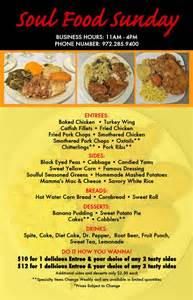 nimps to go soul food sundays mesquite sunnyvale forney rockwall dallasmenu nimps to